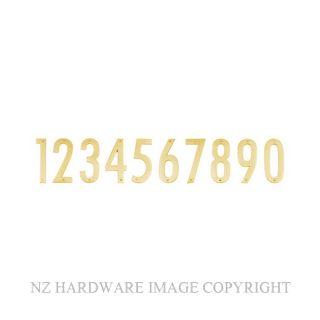 ELEMENTS 5254 150MM NUMERALS PB