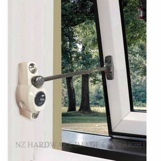 CARBINE WINDOW RESTRICTOR STAYS
