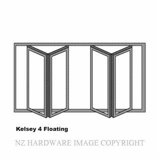 DRAKE & WRIGLEY KELSEY 4 FLOATING