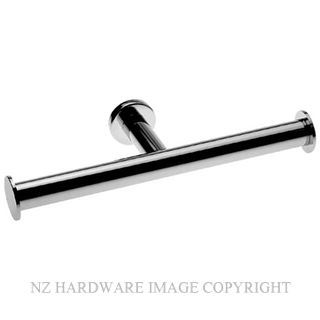 COSMIC 2050157 DOUBLE TOILET ROLL HOLDER CHROME PLATE