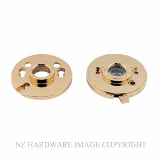 SCHLAGE SRGK2CLBG CLASSIC PRIVACY ADAPTOR KIT GOLDTONE