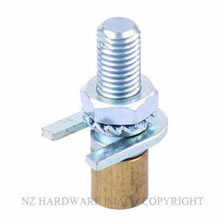 HENDERSON H104P/89 METAL ANGLE FRAME DOOR GUIDE
