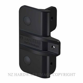 DDTCGS3 D&D TRU CLOSE GATE STOP LIGHT MATT BLACK