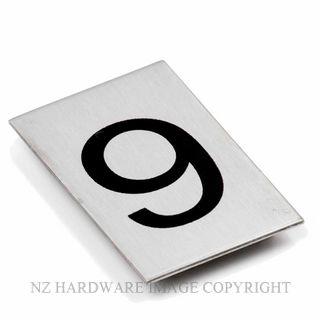 JAECO SIGN NUM 9 NUMBER 9