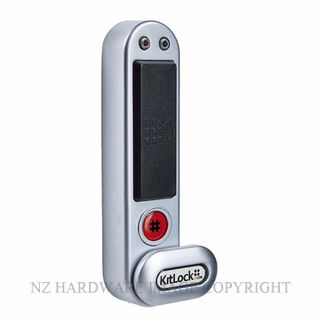 KITLOCK KL1050 SMART CARD LOCKER LOCK SILVER
