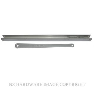 LCN SP LCP25127 SILVER 4040 3077T TRACK ARM ASSEMBLY SILVER GREY