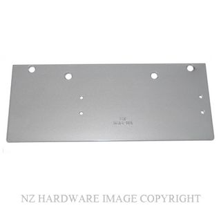LCN 1461 DROP PLATE FOR FULL COVER CLOSER SILVER GREY