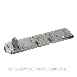 ABUS AB110 195C HASP & STAPLE 195MM GALVANISED