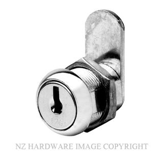FIRSTLOCK NX22R CAM LOCK 22MM CHROME PLATE
