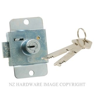 LOCK & KEY LKPL2 REG CUPBOARD LOCK