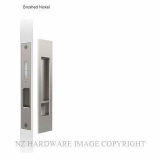 MARDECO MA8004/SET M SERIES PRIVACY SET BRUSHED NICKEL