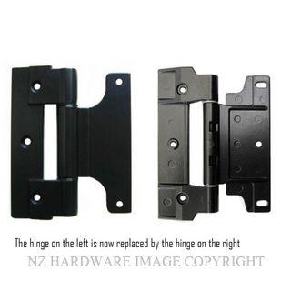 NZHHD1386 HINGE - FAIRVIEW MK2 ALU DOOR BLACK