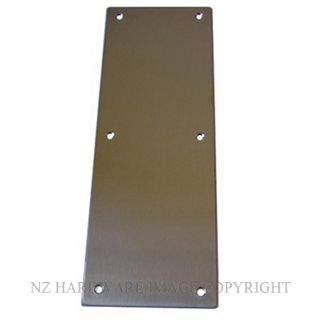 PUSH PLATES SATIN STAINLESS STEEL