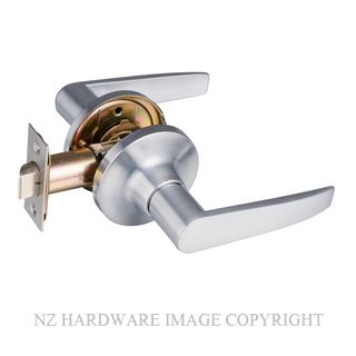SCHLAGE REGENT JUPITER LEVERSET SERIES SATIN CHROME