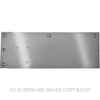 BRITON 1130 PARALLEL ARM DROP PLATE SILVER GREY