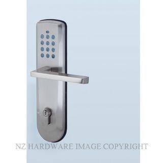 WINDSOR BRASS 1343 VECTOR ELECTRONIC LOCK
