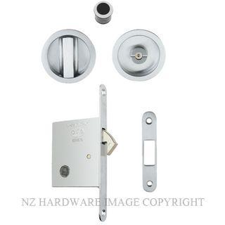 WINDSOR BRASS 8106 SLIDING DOOR PRIVACY KIT