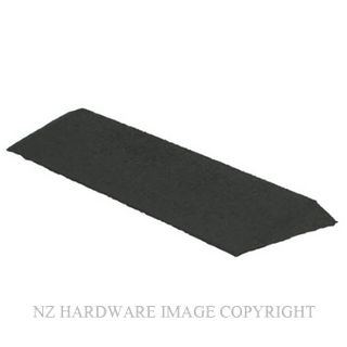 CUBRO CR821 EURO RUBBER THRESHOLD RAMP 40MM - 1010MM WIDE