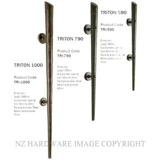 TASMAN FORGE TF TRITON 790 PULL HANDLE