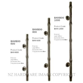 TASMAN FORGE TF BAMBOO 800 PULL HANDLE