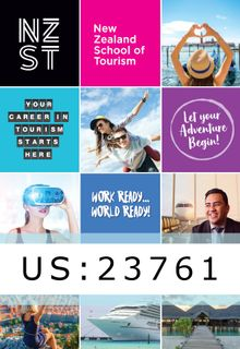 IN TOURISM WORK RELATED DOCUMENTS
