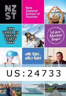 DESCRIBE & PROMOTE A NZ TOURIST -ROTORUA