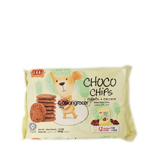 LEE CHOCO CHIP BISCUIT 160G