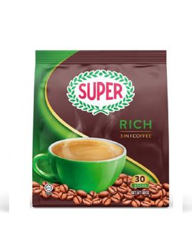 3IN1 LOW FAT SUPER COFFEE 30/20G