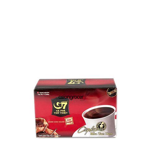 G7 COFFEE CA PHE (BLACK) 15S/2G