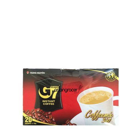 G7 3-1 INSTANT COFFEE TN (BOX) 20S/16G