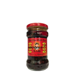 BLACK BEAN CHILI SAUCE LAOGANMA 280G