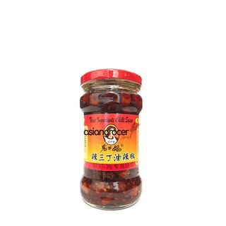 3 INGREDIENTS CHILI PASTE LAOGANMA 280G