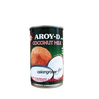 COCONUT  MILK AROY-D 165ML