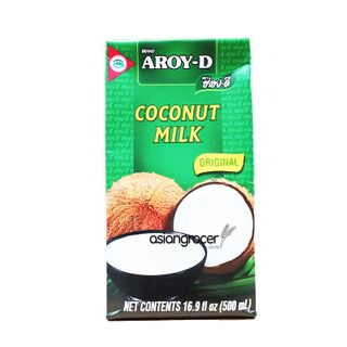 COCONUT  MILK AROY-D 500ML