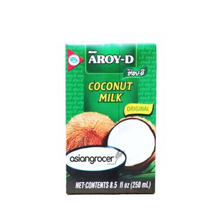 COCONUT  MILK AROY-D 250ML