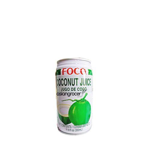 COCONUT JUICE FOCO 350ML