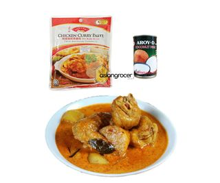 MALAYSIAN CHICKEN CURRY COMBO PACK