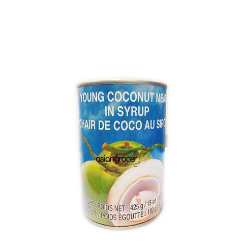 YOUNG COCONUT MEAT COCK 425G