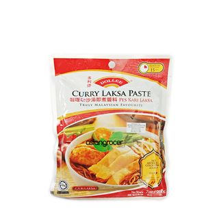 DOLLEE CURRY LAKSA PASTE 200G