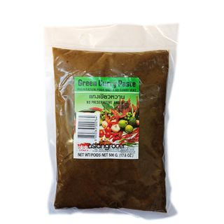 3 CHEFS GREEN CURRY PASTE 500G