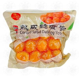 COOKED SALTED DUCK EGG YOLK 144G