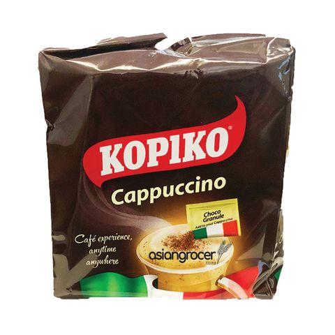 KOPIKO CAPPUCCINO COFFEE 250G