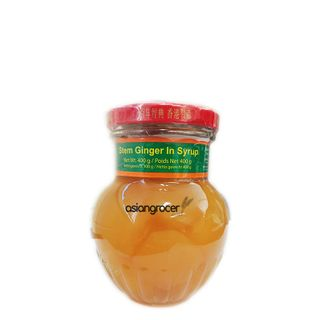 GINGER STEM IN SYRUP TUNG CHUN  400G