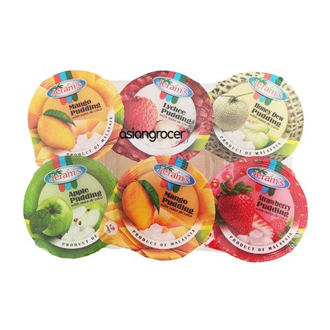FRUITY PUDDING JERAM 6/80G