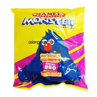 MAMEE MONSTER SNACK BBQ 8/25G