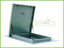 Access2 Roof Access Hatches - Zincalume