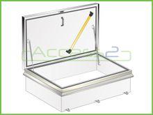 Access2 Roof Access Hatches - Aluminium