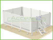 Access2 Engineered Modular Platforms with Screens
