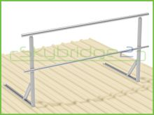 Skybridge2 Modular Walkway Components