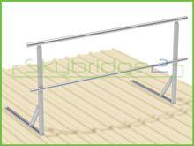 Skybridge2 Guardrail/Handrail Systems